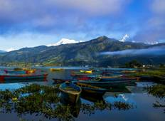 Dhampus-Sarangkot Trek with  Kathmandu and Pokhara City tours: Deluxe Package Tour