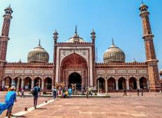 7 Days Golden Triangle India Tour: Delhi, Agra and Jaipur Tour