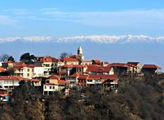 Tour in Georgia - Georgian City Life Tour