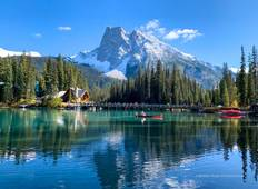 Rockies Western Canada 7-Day Tour Tour