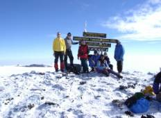 Kilimanjaro Climb -Machame 6 Days 5 Nights  Tour
