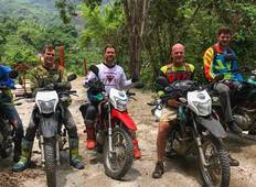 3 Day Coast to Jungle Motorcycle Tour Tour