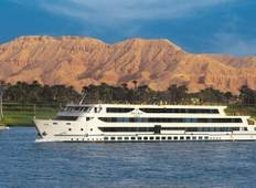 Sailing Nile cruise from Aswan for 7 nights Tour