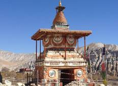 Upper Mustang Luxury Trek Tour