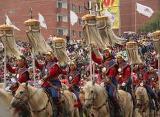 Naadam Adventure Tour