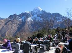 Heli tour with Breakfast in Syangboche - 1 Day Tour