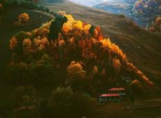 Unforgettable Autumn In Georgia  Tour