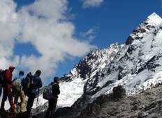 Condor Sight to Salkantay Trek Tour