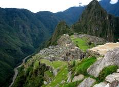 Inka Jungle Trek to Machu Picchu Tour