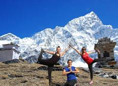 Everest Yoga Trek Tour