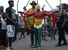 Chale Wote Festival ( Arts & Culture ) Tour