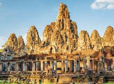 Treasures & Temples of Vietnam & Cambodia 2019/2020 17 Days (from Hanoi to Siem Reap) Tour