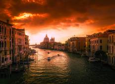 4 Nights Venice, 4 Nights Florence & 5 Nights Rome Tour