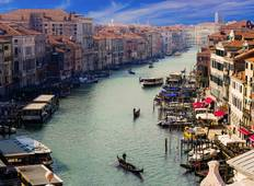 5 Nights Venice, 5 Nights Florence & 2 Nights Rome Tour