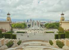 4 Nights Barcelona & 4 Nights Madrid Tour