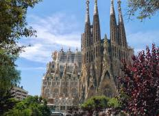 5 Nights Barcelona & 2 Nights Madrid Tour