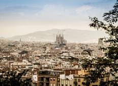 2 Nights Barcelona & 4 Nights Madrid Tour