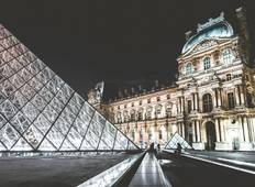 2 Nights Paris & 4 Nights Rome Tour