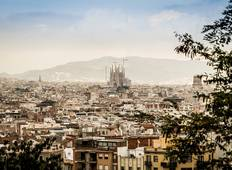 Barcelona Getaway 2 Nights Tour