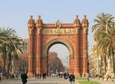 Barcelona Getaway 5 Nights Tour