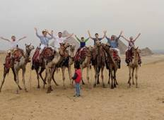 5 stars Nile Jewel - 9 Days (Cairo, Nile Cruise & Hurghada) Tour