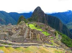 Short Salkantay to Machu Picchu - 4 Days Tour