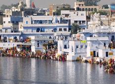 Golden Triangle with Ranthambore and Pushkar Tour