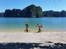 Halong Bay Party Cruise 3 Days / 2 Nights Trip Tour
