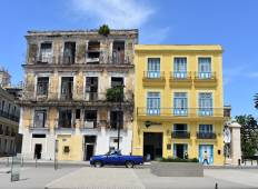7 Days Cuban New Year Culture Submerging and Yoga Retreat  with Ludisis Mones Tour