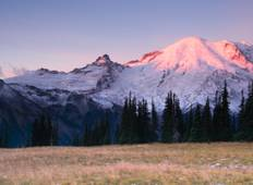Rainier 4 Day Backpacking Tour