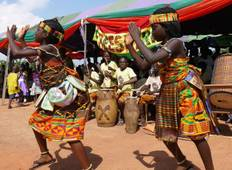 Ghana Coastal Expeditions And Historical Experience Tour