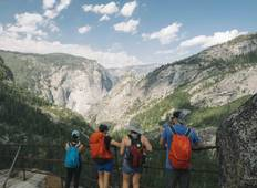 Yosemite Hiking Weekend Trip Tour