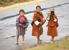 Discover Bhutan in 4 Days Tour