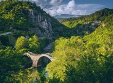Corfu Trail and Vikos Gorge Tour