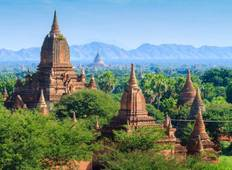 Essential Myanmar in Short Time - 7 Days Tour