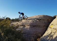 Gooseberry Mesa & JEM Mountain Biking Trip Tour