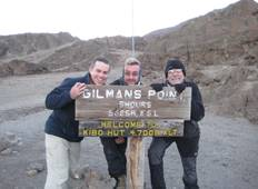 Kilimanjaro Climbing Marangu Route 7 day  - Private options available Tour