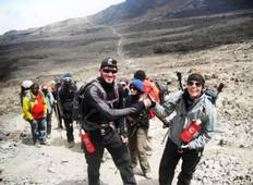 Kilimanjaro Climb-Machame Route 7 Days 6 Nights  Tour