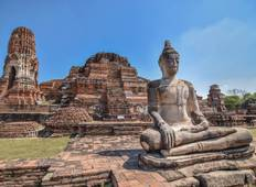 Thailand Experience with Siem Reap Tour