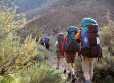 Superstition Wilderness Guided Backpacking Tour