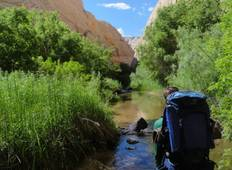 Escalante River Backpacking Tour