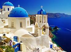 Greece Islands & More Singles Cruise  Tour