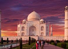 India\'s Heritage Tour - Tajmahal with Forts & Palaces of Rajasthan  Tour