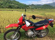 Top Gear Vietnam Motorbike Tour from Hanoi to Saigon on Chi Minh Trail Tour