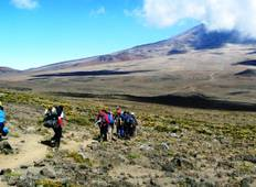 Kilimanjaro Climb-Rongai Route 6 Days 5 Nights  Tour