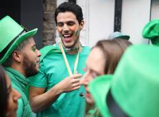 St Pat\'s Party (Dublin) Tour