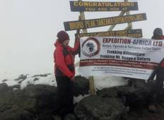 7days 6nights Climbing Mt Kilimanjaro Machame route  Tour