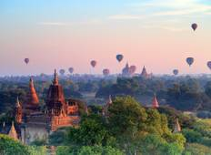 Best Selling Myanmar Tour to Yangon – Inle Lake – Bagan – Mandalay Tour