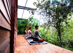 7 Day Meditation & Yoga Mountain Retreat Tour
