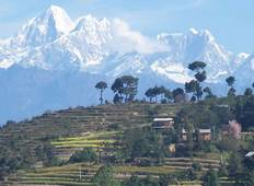 5 Days Kathmandu Tour with Chandragiri Cable Car Ride Tour